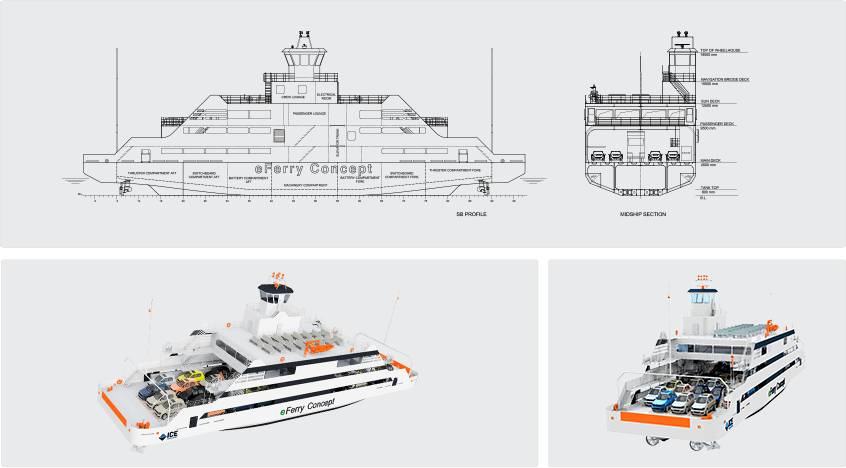 All-Electric Ferry